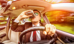 Georgia Workers' Compensation for Drunk Driving Car Accidents