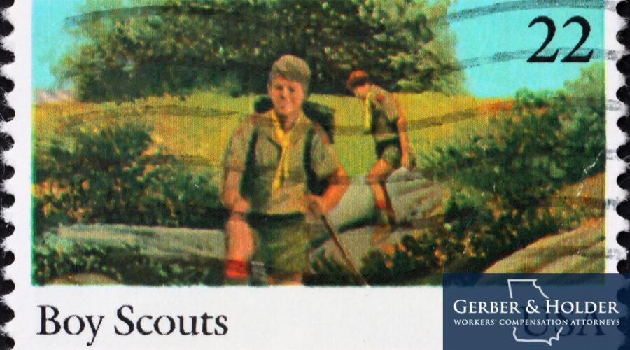 bancarrota de boy scouts