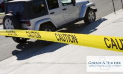 DeKalb Co. Police Officer Killed Downtown Connector Crash