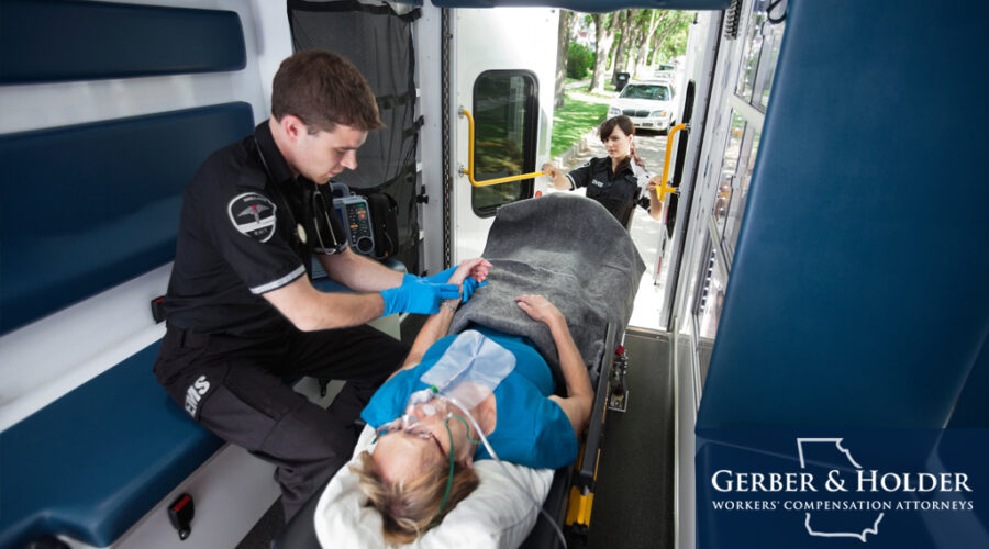 Georgia EMTs respond to the coronavirus