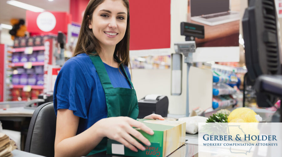 grocery store workers comp