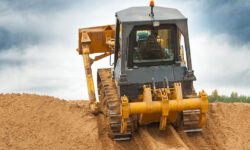 Were you injured by heavy machinery while on the job?