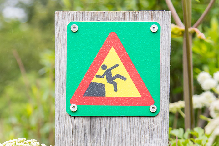 Common causes of fatal accidents at work