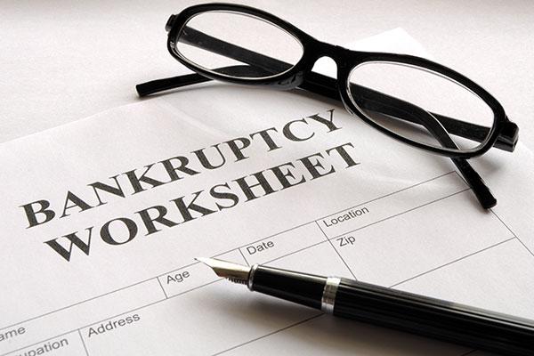 ¿Cuánto tiempo lleva la bancarrota en Georgia?